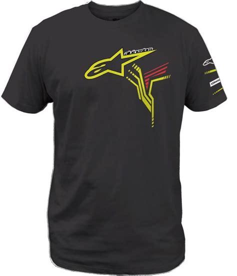 Alpinestar T Shirt shirt alpinestars gp plus noir noir t shirt