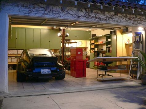 In Garage by Tips To Clear And Organise Your Garage In An Apartment