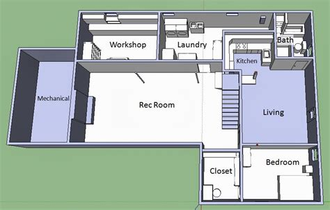 lovely 500 sq ft house 4 finished basement plans for 500
