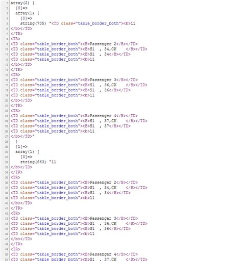 php date format preg match php preg match all for table having case sensitive code
