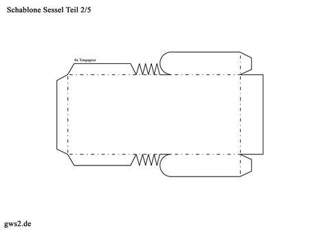 geldgeschenk sofa basteln sessel aus papier bastelanleitung