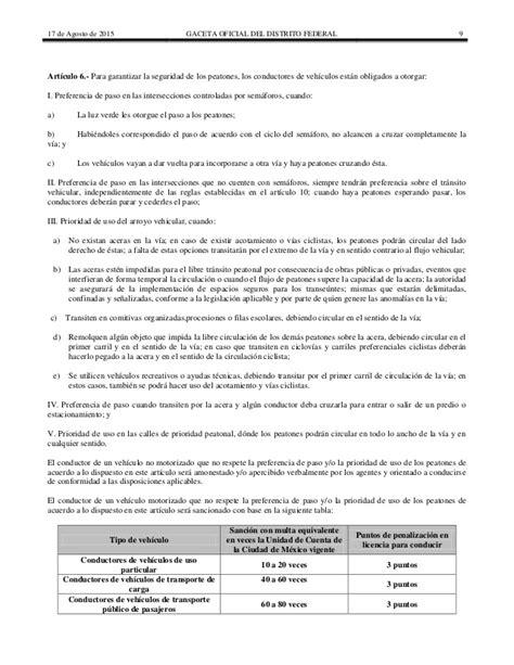 nuevo reglamento de trnsito estado de mxico atraccion360 reglamento de transito del estado de mexico ecatepec