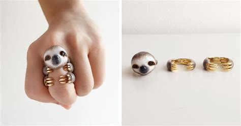 piece rings  animals   pieces  put