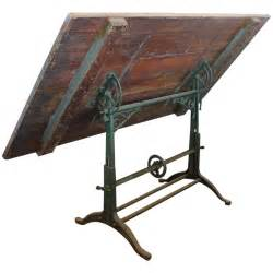 Drafting Table Vintage Antique American Drafting Table At 1stdibs