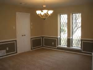 two tone dining room paint 3404 cross bend rd plano tx for sale