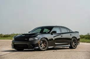 Hell Cat Dodge Hennessey Dodge Charger Hellcat Gets Up To 850 Hp