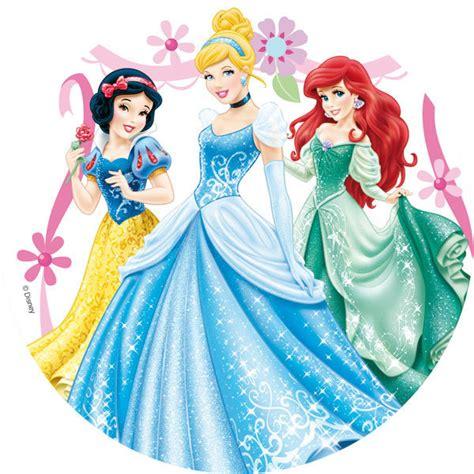 Topper Cake Motif Disney princess edible sugar cake topper 16cm morgenthaler s