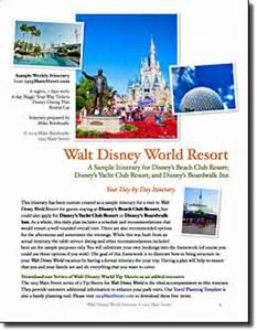 disney world itinerary template orlando itinerary template calendar template 2016