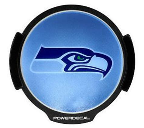 nfl motion activated light up decals 1000 images about seahawks crazy on pinterest russell
