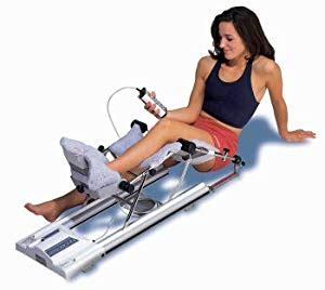 physical therapy tables amazon amazon com knee continuous passive motion cpm machine