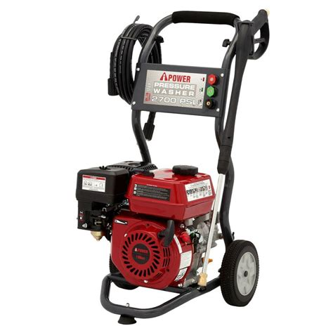 a ipower 2700 psi 2 3 gpm gas pressure washer shop your