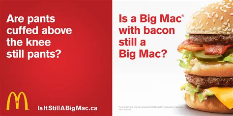 mcdonald new year advertisement mcdonald s poses the existential question is a big mac
