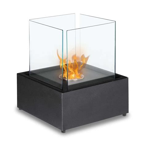 Freestanding Fiamme Ethanol Fireplace Newegg Ignis Products Fsf 016 Cube Xl Freestanding Ethanol