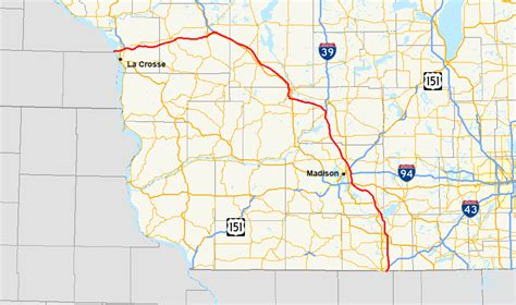 interstate 90 map file i 90 wi map png wikimedia commons