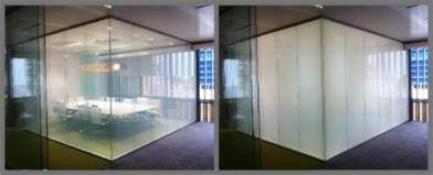 Color Washing Walls - northglass 4 20mm thickness pdlc film switchable electronic privacy heat strengthened glass
