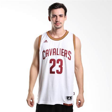 Jersey Basket Setelan Nba All Putih lebron player shop blibli