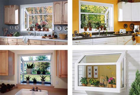 kitchen window garden compact design of garden window for kitchen homesfeed