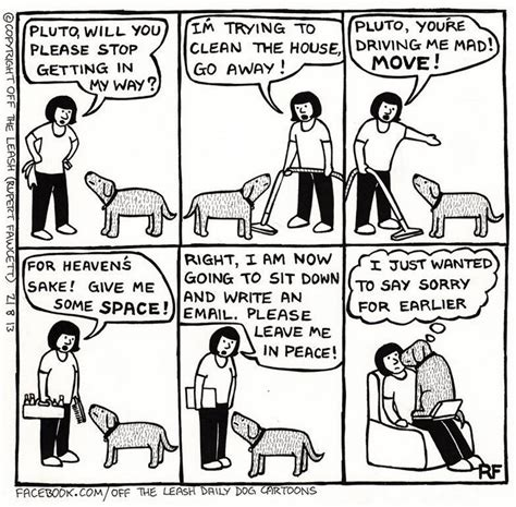 hilarious comics  life  dogs