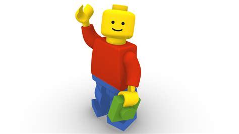 Easy To Use lego character clipart