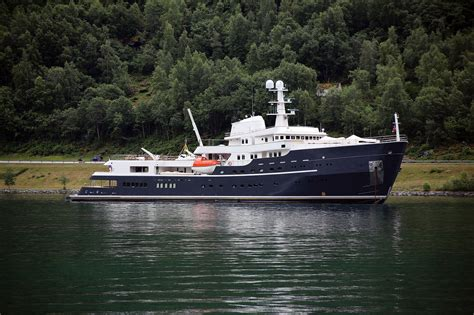 yacht legend additional photos of 77m explorer yacht legend in norway