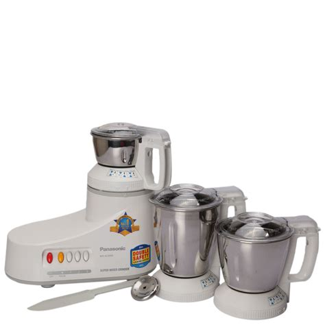 Panasonic Juicer shop panasonic juicer mixer grinder mx ac 300sh shopclues