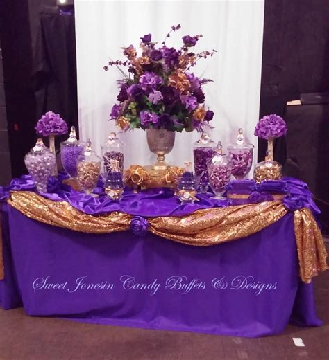 purple and gold table decorations purple and gold buffet buffets