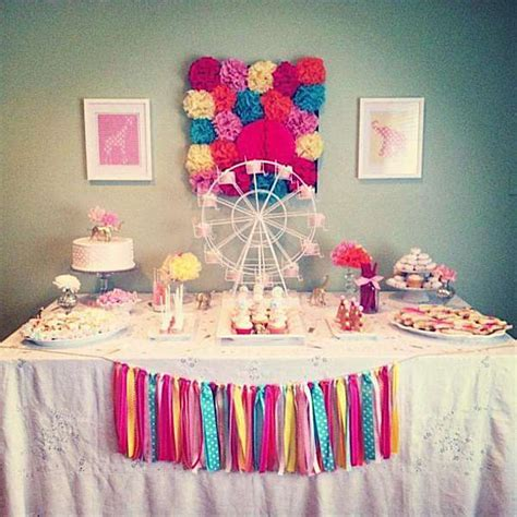 carnival themes for baby showers kara s party ideas circus carnival boy girl baby shower
