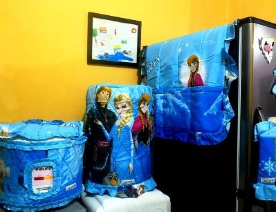 Kulkas Frozen detail produk tutup galon kulkas dan magic gkm