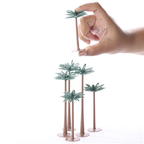 miniature artificial tree miniature artificial palm trees garden miniatures