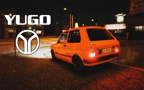 Yugo Auto by Zastava Yugo Gta5 Mods