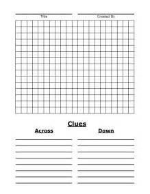 Search Template by 4 Best Images Of Blank Word Search Puzzles Printable