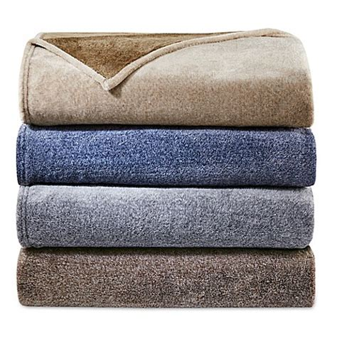 woolrich bedding discontinued woolrich heathered plush blanket bed bath beyond