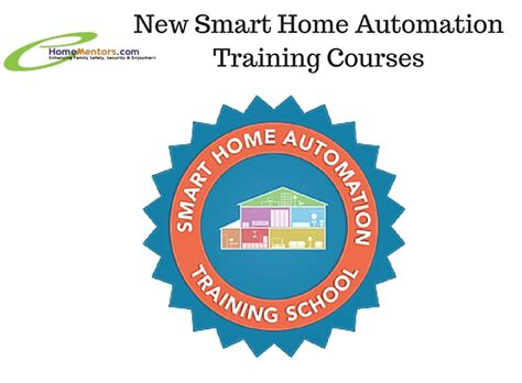 new smart home automation school launched