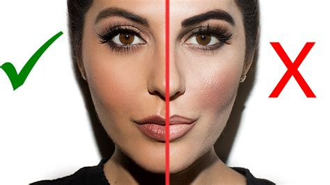 how to fix makeup mistakes for women over 50 todaycom makeup mistakes to avoid i do s don ts for a flawless