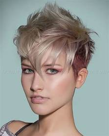 spiked hair styles with a 27 by dreamweaver short spiky haircuts hairstyles for women 2018 page 10