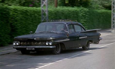 Olsenbande Auto by Imcdb Org 1959 Chevrolet Bel Air 1519 In Quot Banden