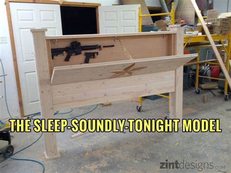 headboard with secret compartment custom furniture with hidden compartments zint designs