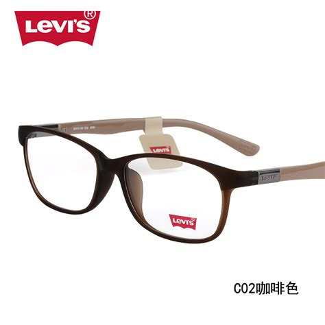 Frame Kacamata Levis R158 Purple levi s and glasses frame ultralight myopia plate frames lives optical glasses ls03001