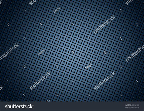 seamless halftone pattern seamless halftone dot pattern background with blue stock