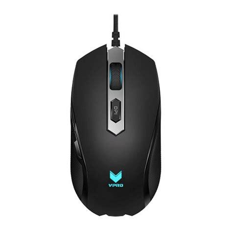 Rapoo Vpro V210 Optical Gaming Mouse Macro rapoo vpro v210 black rgb optical gaming mouse rp012