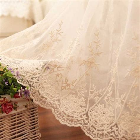 ivory bed skirt ivory lace love ruffle bed skirt