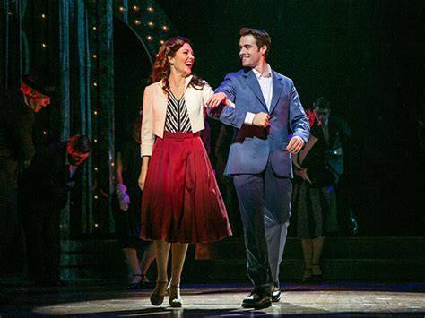 what is a swing in a broadway show laura osnes corey cott will lead broadway transfer of