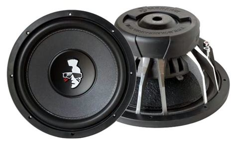 Speaker Subwoofer Mohawk mohawk mp 1244 platinum subwoofer 12 quot 400w