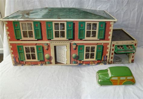 dolls house garage 17 best images about tin doll houses on pinterest vintage dollhouse dolls and furniture