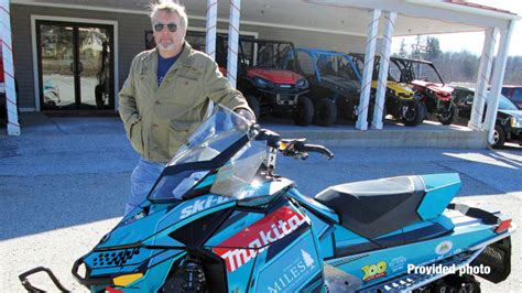 Snowmobile Sweepstakes - r k miles announces snowmobile sweepstakes winner iberkshires com the berkshires