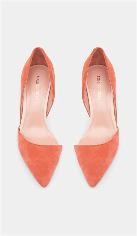 coral colored flat shoes 28 images american eagle by