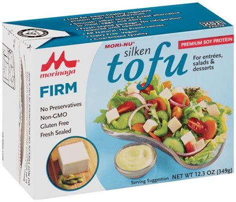 Morinaga Tofu Soft morinaga mori nu firm silken tofu 12 3 oz pack hy vee