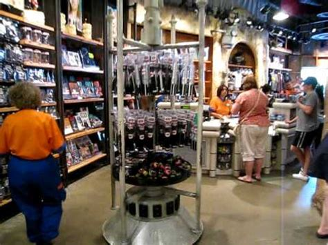 hollywood studios star tours gift shop youtube