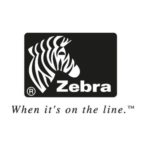 Zebra vector logo - Zebra logo vector free download