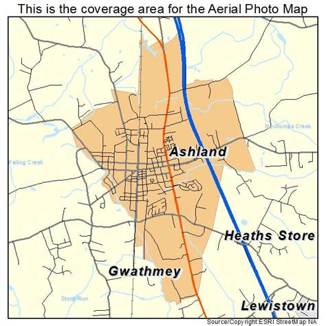 kentucky cus map aerial photography map of ashland 28 images aerial